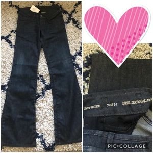 New Limited edition Diesel denim jeans size 25